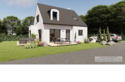 Maison+Terrain de 4 pièces avec 2 chambres à Pluvigner 56330 – 274470 € - MLEF-20-09-22-25