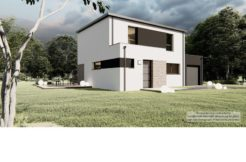 Maison+Terrain de 5 pièces avec 4 chambres à Cornebarrieu 31700 – 366952 € - CROP-20-11-12-2