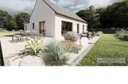 Maison+Terrain de 4 pièces avec 3 chambres à Pluvigner 56330 – 206428 € - MLEF-20-09-22-33
