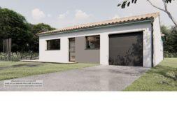 Maison+Terrain de 4 pièces avec 3 chambres à Pornic 44210 – 388500 € - CLON-21-02-15-1