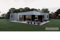Maison+Terrain de 4 pièces avec 3 chambres à Bain de Bretagne 35470 – 262196 € - PDUV-20-08-24-107