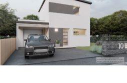Maison+Terrain de 3 pièces avec 2 chambres à Pencran 29800 – 187850 € - RGOB-20-07-24-6