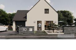 Maison+Terrain de 4 pièces avec 3 chambres à Lanhouarneau 29430 – 179202 € - RGOB-21-02-22-95