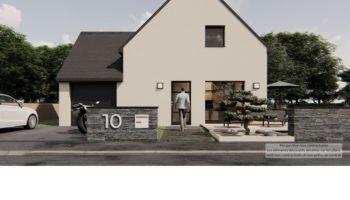 Maison+Terrain de 4 pièces avec 3 chambres à Lanhouarneau 29430 – 182579 € - RGOB-21-02-22-100