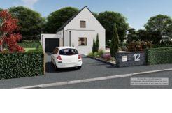 Maison+Terrain de 5 pièces avec 4 chambres à Lanhouarneau 29430 – 174062 € - RGOB-21-02-22-96