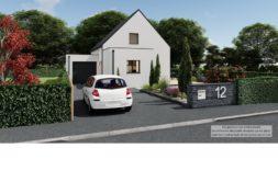 Maison+Terrain de 5 pièces avec 4 chambres à Pencran 29800 – 204150 € - RGOB-20-07-24-7