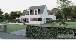 Maison+Terrain de 4 pièces avec 3 chambres à Ploudalmézeau 29830 – 278159 € - RGOB-21-03-31-15