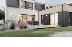 Maison+Terrain de 4 pièces avec 3 chambres à Pencran 29800 – 349200 € - RGOB-20-07-24-67