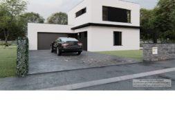 Maison+Terrain de 4 pièces avec 3 chambres à Pencran 29800 – 332850 € - RGOB-20-07-24-69