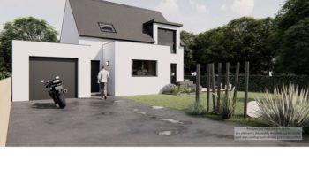 Maison+Terrain de 6 pièces avec 4 chambres à Trémaouézan 29800 – 298119 € - GLB-21-03-28-7