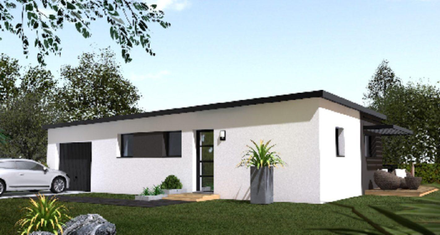 Maison+Terrain de 3 pièces avec 2 chambres à Bréval 78980 – 219951 € - JPP-20-08-04-19
