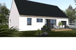 Maison+Terrain de 4 pièces avec 3 chambres à Folgoët 29260 – 194416 € - RGOB-20-09-29-35