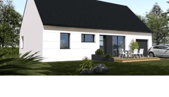 Maison+Terrain de 4 pièces avec 3 chambres à Pencran 29800 – 201920 € - RGOB-20-08-19-30