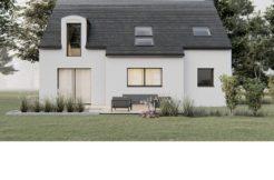 Maison+Terrain de 5 pièces avec 4 chambres à Lanhouarneau 29430 – 215762 € - RGOB-21-02-22-97