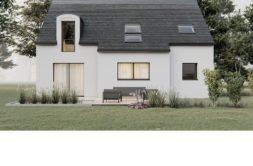 Maison+Terrain de 5 pièces avec 4 chambres à Plouédern 29800 – 240382 € - RGOB-21-05-05-2