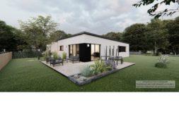 Maison+Terrain de 4 pièces avec 3 chambres à Gâvre 44130 – 215316 € - TDEC-21-02-23-13