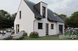 Maison+Terrain de 5 pièces avec 4 chambres à Herbignac 44410 – 231193 € - TDEC-20-10-23-10