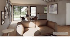 Maison+Terrain de 5 pièces avec 4 chambres à Landévant 56690 – 274199 € - YM-21-02-10-34