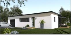 Maison+Terrain de 3 pièces avec 2 chambres à Lesneven 29260 – 195955 € - RGOB-21-09-30-5