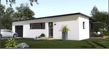 Maison+Terrain de 3 pièces avec 2 chambres à Lesneven 29260 – 193275 € - RGOB-21-09-30-10
