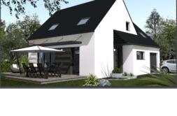 Maison+Terrain de 5 pièces avec 4 chambres à Lanhouarneau 29430 – 192938 € - RGOB-21-02-22-109