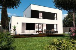 Maison+Terrain de 5 pièces avec 4 chambres à Plouzévédé 29440 – 218021 € - RGOB-20-11-12-25