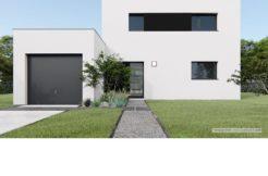 Maison+Terrain de 5 pièces avec 4 chambres à Ploudaniel 29260 – 281481 € - RGOB-21-09-14-8