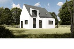 Maison+Terrain de 5 pièces avec 4 chambres à Gâvre 44130 – 227016 € - SCOZ-21-10-26-1