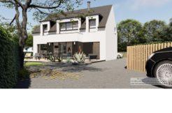Maison+Terrain de 5 pièces avec 4 chambres à Plourhan 22410 – 307129 € - LCHAR-20-09-18-4