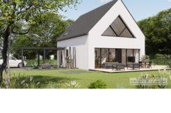 Maison+Terrain de 3 pièces avec 2 chambres à Pordic 22590 – 259599 € - LCHAR-20-09-18-20