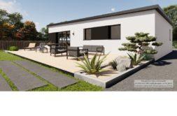 Maison+Terrain de 4 pièces avec 3 chambres à Beauzelle 31700 – 435024 € - CROP-20-10-12-13