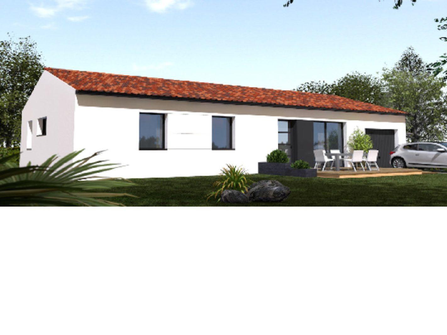 Maison+Terrain de 5 pièces avec 4 chambres à Nogent-le-Roi 28210 – 226925 € - EMLU-20-12-09-77