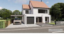 Maison+Terrain de 5 pièces avec 4 chambres à Longnes 78980 – 336377 € - EMLU-20-12-30-159