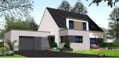 Maison+Terrain de 7 pièces avec 6 chambres à Nogent-le-Roi 28210 – 451672 € - EMLU-20-12-11-22