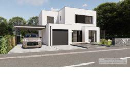 Maison+Terrain de 6 pièces avec 4 chambres à Perray en Yvelines 78610 – 406018 € - AORE-21-01-21-22