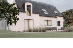 Maison+Terrain de 6 pièces avec 4 chambres à Combrit 29120 – 308976 € - ISE-20-10-09-19