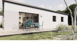 Maison+Terrain de 5 pièces avec 3 chambres à Combrit 29120 – 270324 € - ISE-20-10-09-22