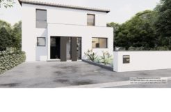Maison+Terrain de 5 pièces avec 4 chambres à Cornebarrieu 31700 – 350852 € - CROP-20-11-12-4