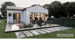 Maison+Terrain de 3 pièces avec 2 chambres à Aunay-sous-Crécy 28500 – 192116 € - EMLU-20-12-30-16