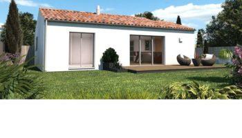Maison+Terrain de 3 pièces avec 2 chambres à Aunay-sous-Crécy 28500 – 185260 € - EMLU-20-10-21-162