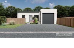 Maison+Terrain de 3 pièces avec 2 chambres à Grâces 22200 – 156874 € - DAI-20-10-28-51