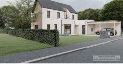 Maison+Terrain de 4 pièces avec 3 chambres à Grâces 22200 – 249234 € - DAI-20-10-23-12