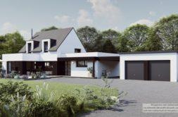 Maison+Terrain de 4 pièces avec 3 chambres à Tréveneuc 22410 – 124102 € - LCHAR-20-10-28-2