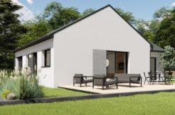 Maison+Terrain de 4 pièces avec 3 chambres à Grâces 22200 – 181027 € - DAI-21-04-19-1