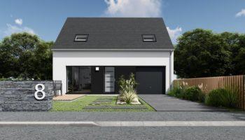 Maison+Terrain de 4 pièces avec 3 chambres à Grâces 22200 – 161234 € - DAI-20-10-26-27