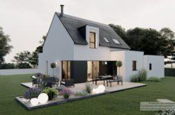 Maison+Terrain de 4 pièces avec 4 chambres à Allineuc 22460 – 198014 € - CHO-21-02-25-22