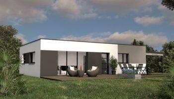 Maison+Terrain de 5 pièces avec 3 chambres à Séné 56860 – 295446 € - RJ-21-02-12-2