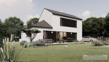 Maison+Terrain de 5 pièces avec 4 chambres à Cesson-Sévigné 35510 – 535822 € - EPLA-21-10-15-12