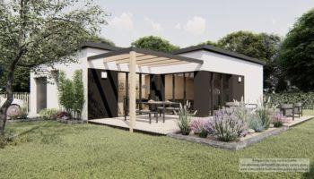 Maison+Terrain de 4 pièces avec 3 chambres à Chevrolière 44118 – 264891 € - CLER-20-11-06-19