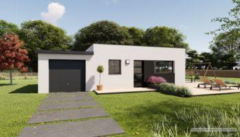 Maison+Terrain de 4 pièces avec 3 chambres à Sulniac 56250 – 200381 € - ASPE-21-02-03-7